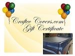 CRAFTEC Covers Gift Certificate